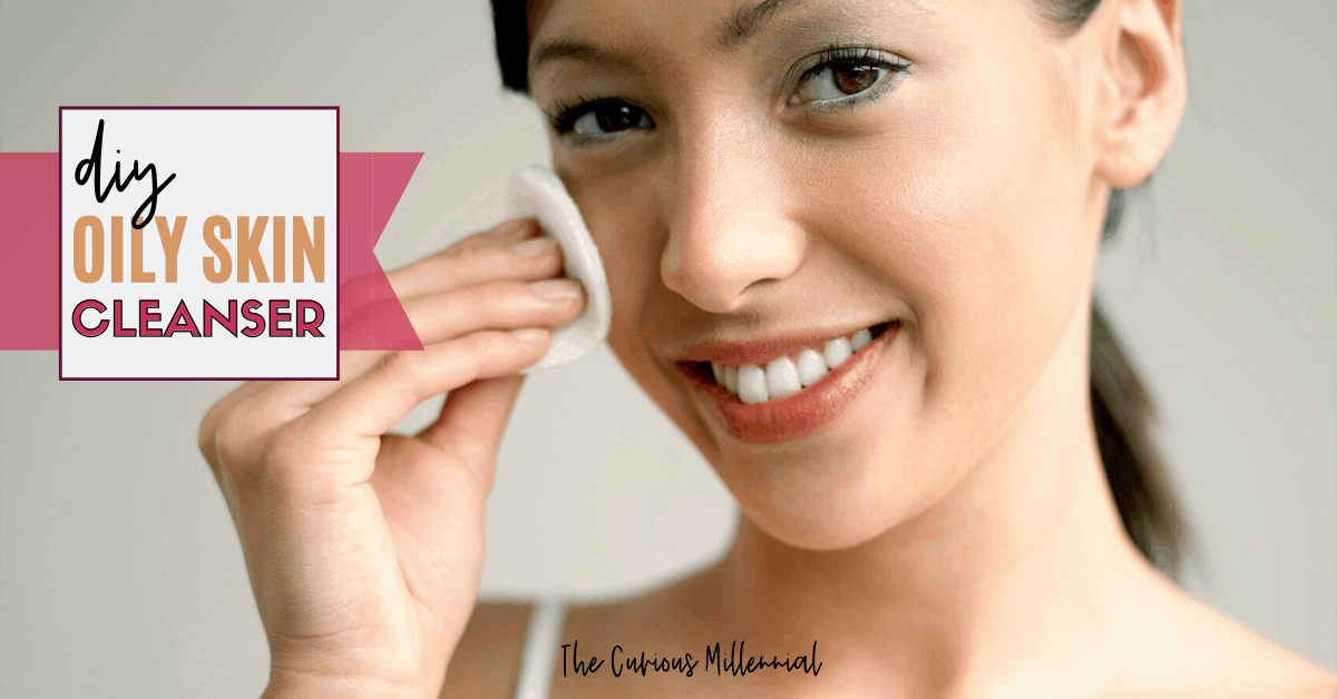 diy daily face wash for oily skin