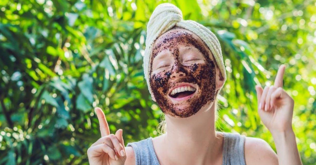exfoliate oily skin the right way