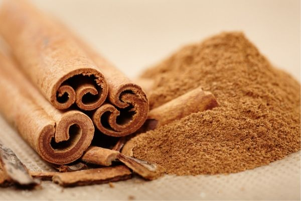 cinnamon can be used as a acne home remedy