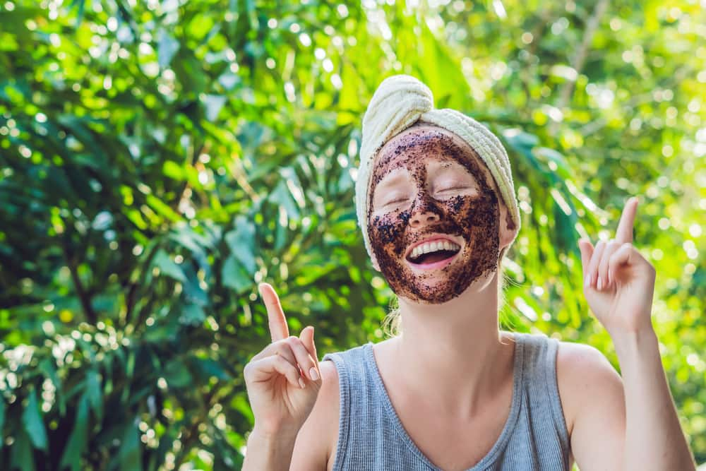 exfoliation is one of the top acne home remedies